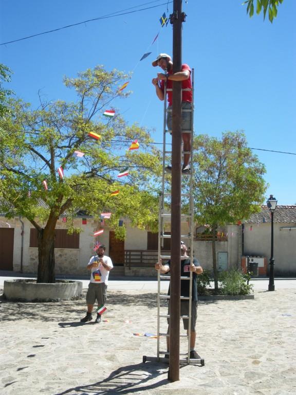 Preparacion Fiestas 2011
