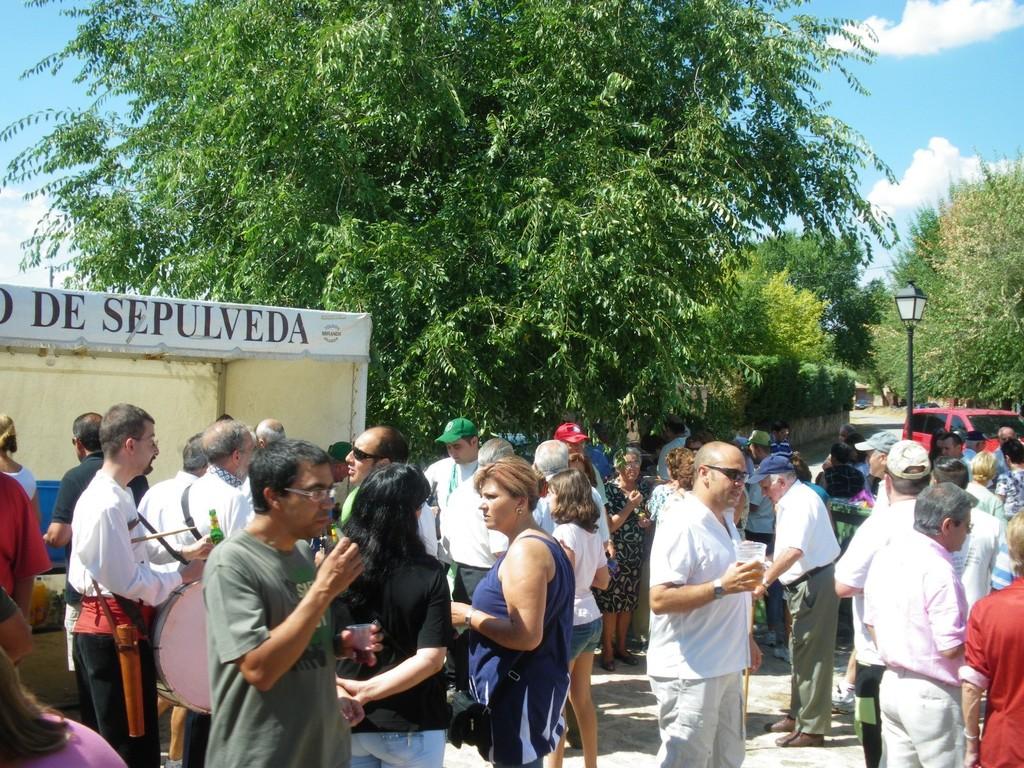 Fiestas del Agua 2010 Concurso de tortillas