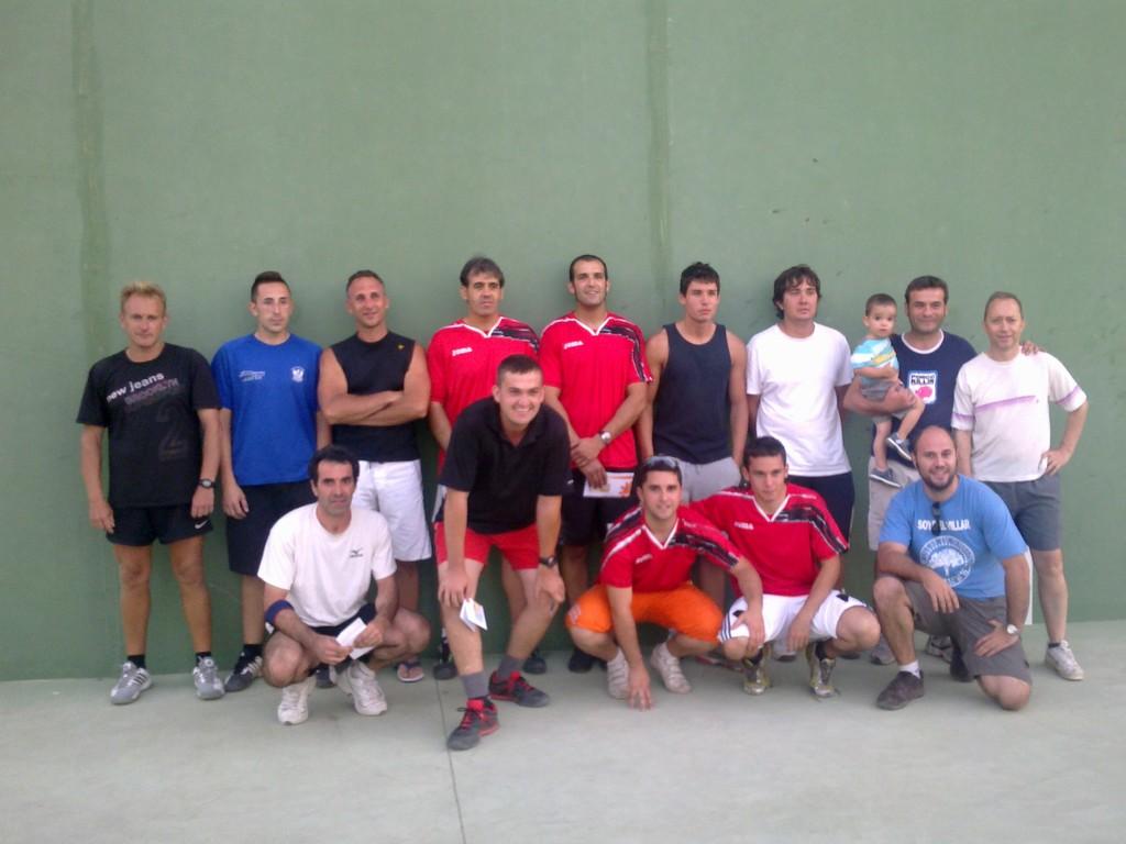 Open Fronton Villar 2011