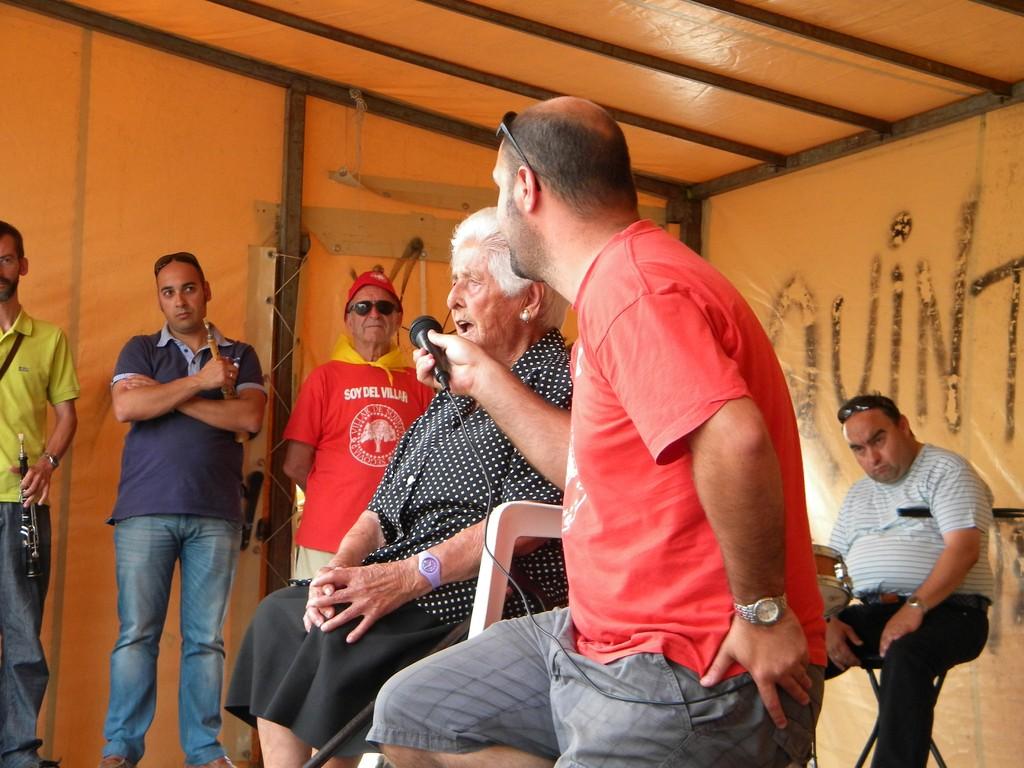 100 Años Sotera Martin 2012