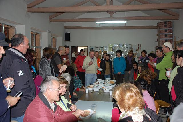 IV encuentro Micologico Noviembre 2011