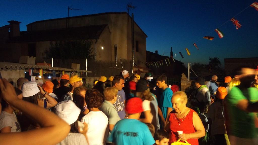 Desfile de Peñas 2012