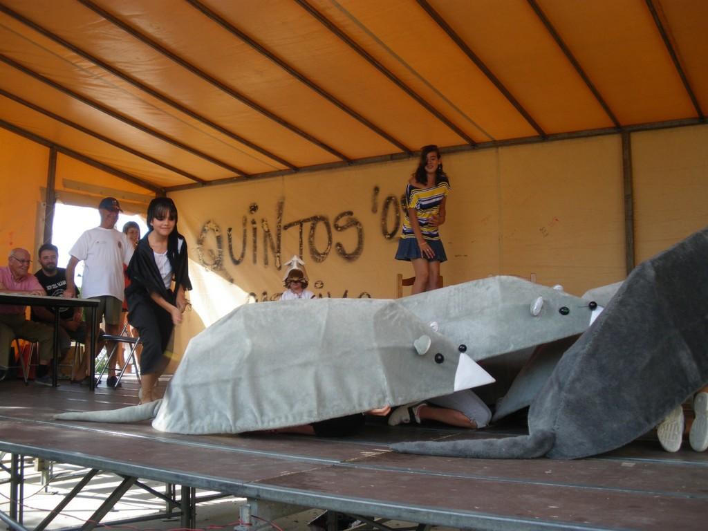 Fiestas de Difraces 2011