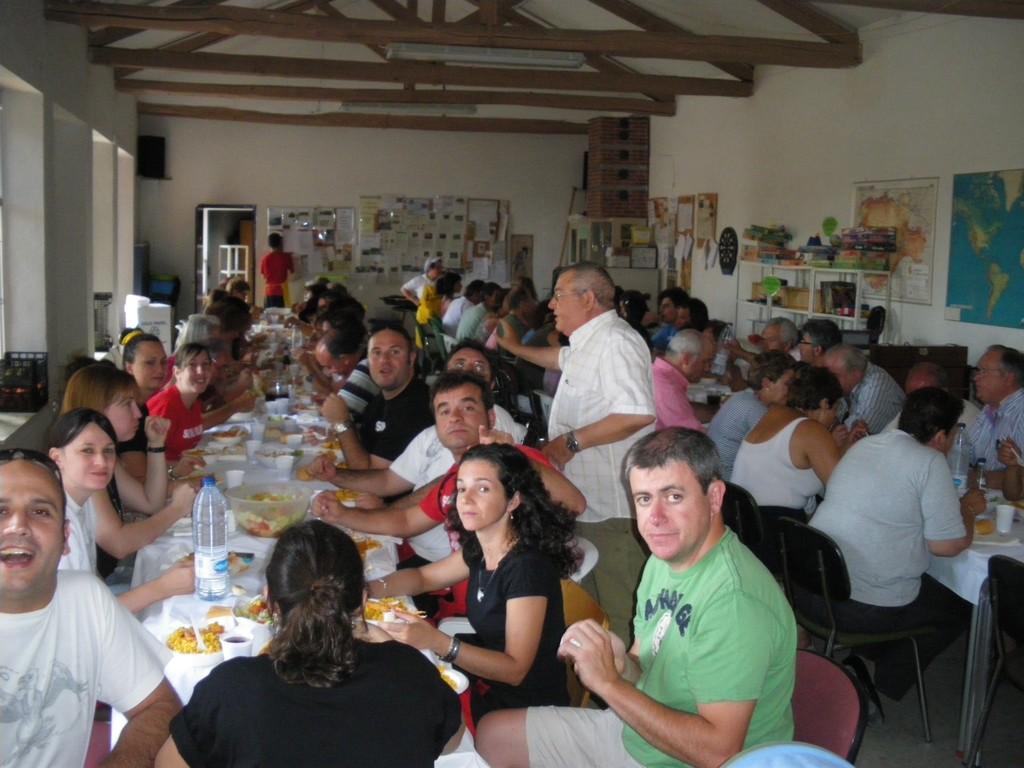 Comida comuna 2011