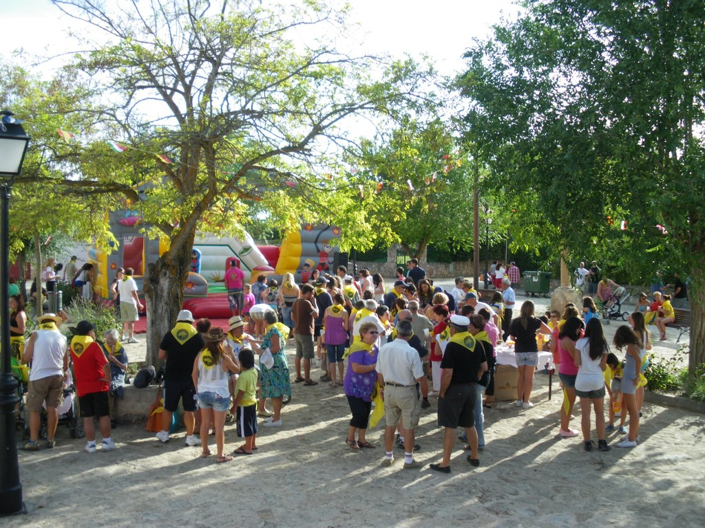 Merienda y Castillo 2011
