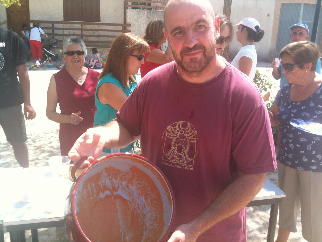 Concurso tortilla 2013