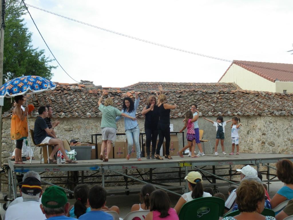 Fiestas del Agua 2010 Actuacion