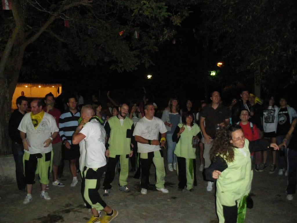 Fiesta nocturna 2011