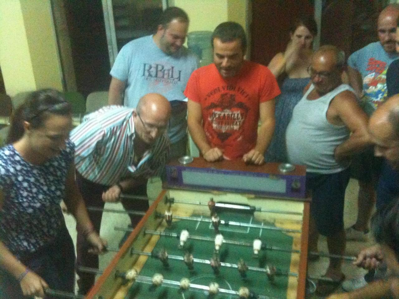 Campeonato futbolin 2013