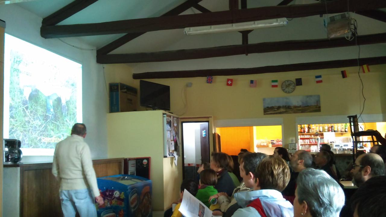 V Encuentro Micologico 2012