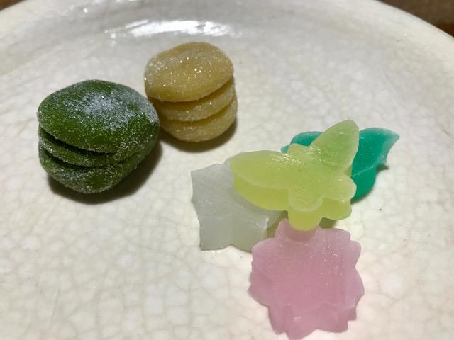 洲浜 琥珀糖