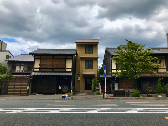 京都 東山三条辺り