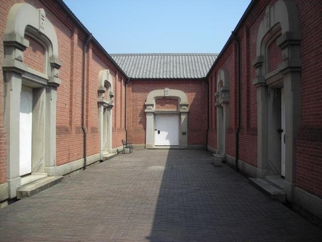 アイビースクエア(倉敷紡績工場跡)