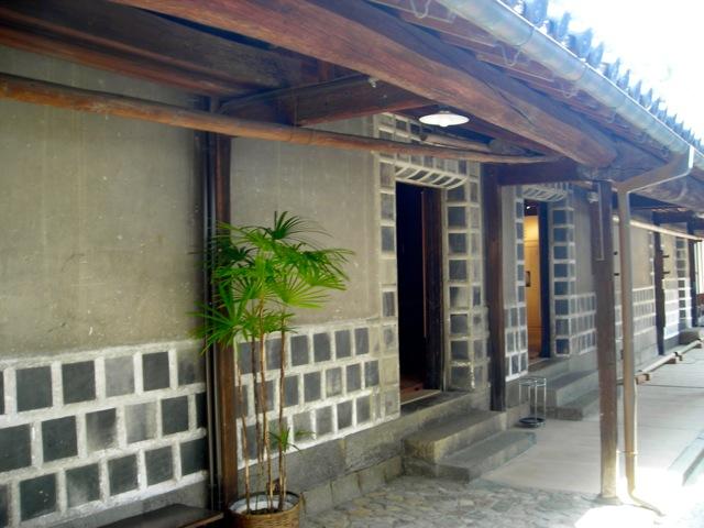 米倉(大原一族の歴史展示スペース)