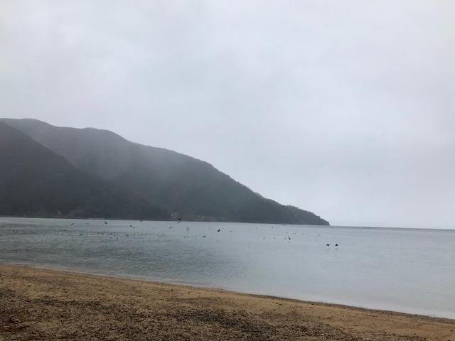 琵琶湖 マキノ