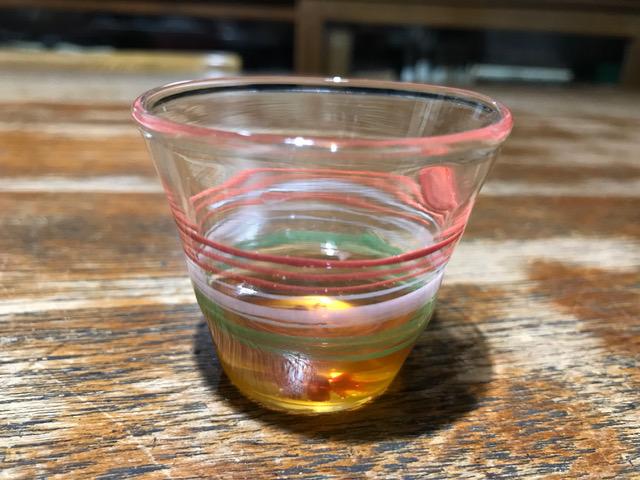 最後の一口 果実酒「アーサー王」