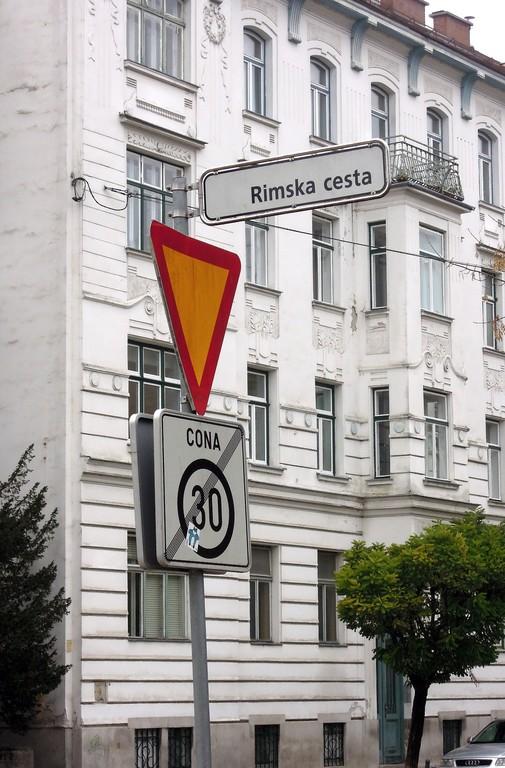 Rimska street