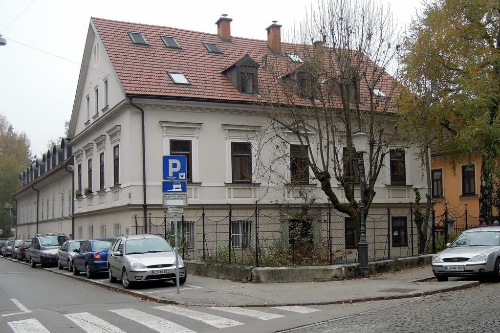 Sweethome Ljubljana house