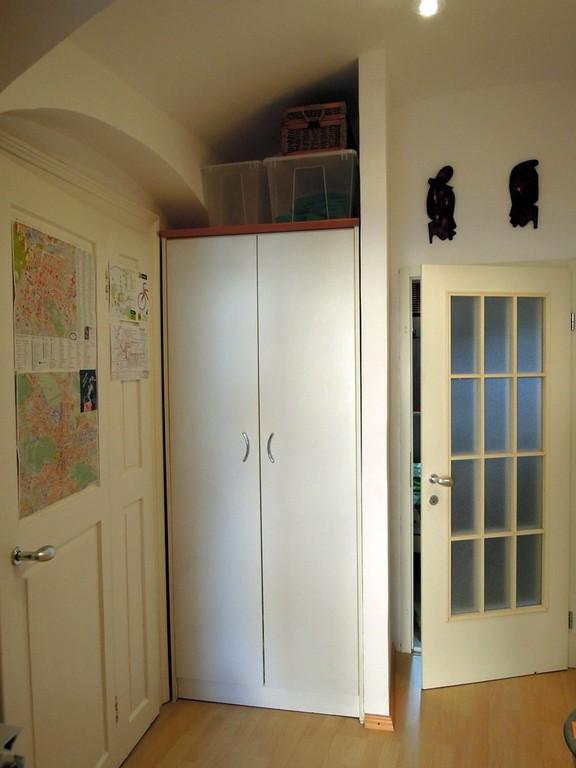 Info door