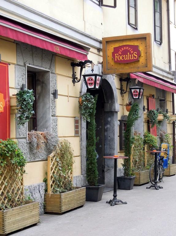 One of the best Pizzeria's in Ljubljana - 5 min easy walking