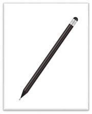 Lapiz stylus para estacion total