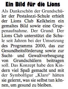 33. Ausgabe der Kelkheimer Zeitung vom 16. August 2012, S. 6
