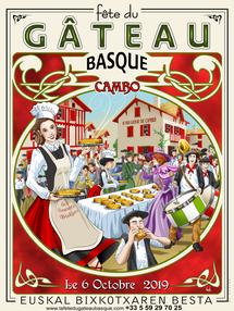 La fête du gâteau basque