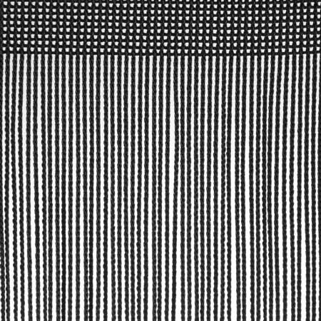 Trevira-Fadenstore black