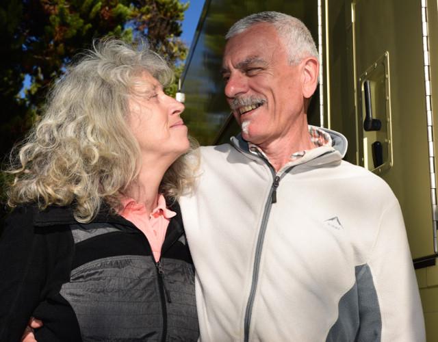 Dreissig Jahre verheiratet