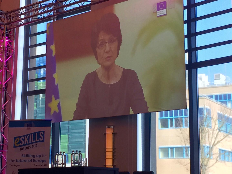 EU-Kommissärin Marianne Thyssen (Employment, Social Affairs, Skills and Labour Mobility)