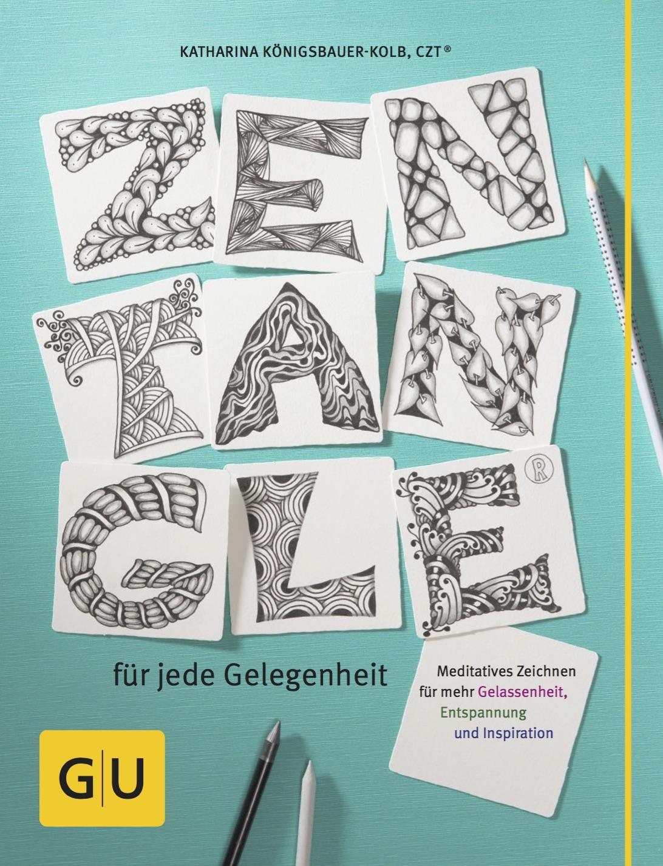 Zentangle Buch - Tanglekunst | Zentangle in München und am Ammersee