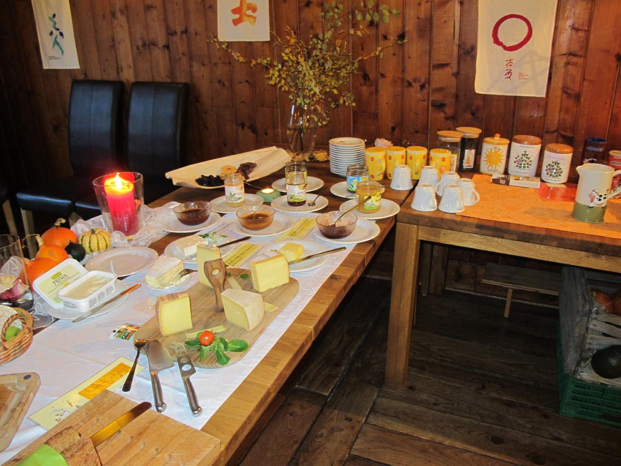 Bio Hotel Balance: Breakfast Buffet