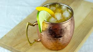 Photo du Moscow Mule de Loupabuni