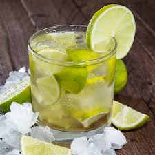 Photo de la caipiroska de Loupabuni