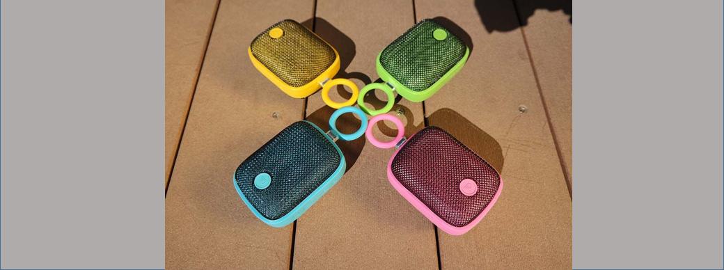 Bubble Pods:5W 4色から選べるとってもかわいいデザイン