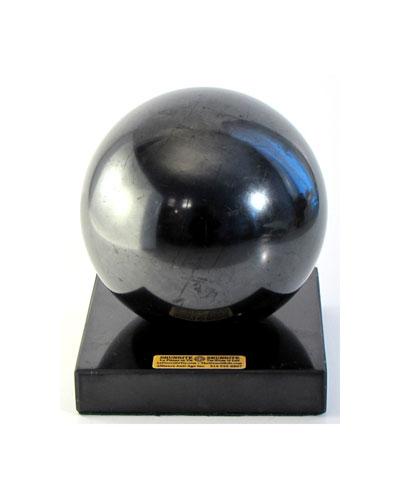 Sphère - pouvoir harmonisant sur votre corps énergétique