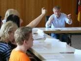 Ortsrat zum Anfassen Politik Jugendbeteiligung Politische Bildung Kommunalpolitik Planspiel Bürgerbeteiligung