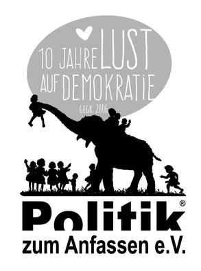 Politik zum Anfassen Verein Medienpartizipation Demokratie Schule Politik Projekte Jugendbeteiligung Politische Bildung