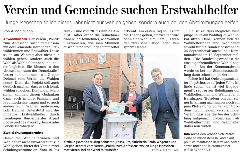 HAZ - Hannoversche Allgemeine Zeitung