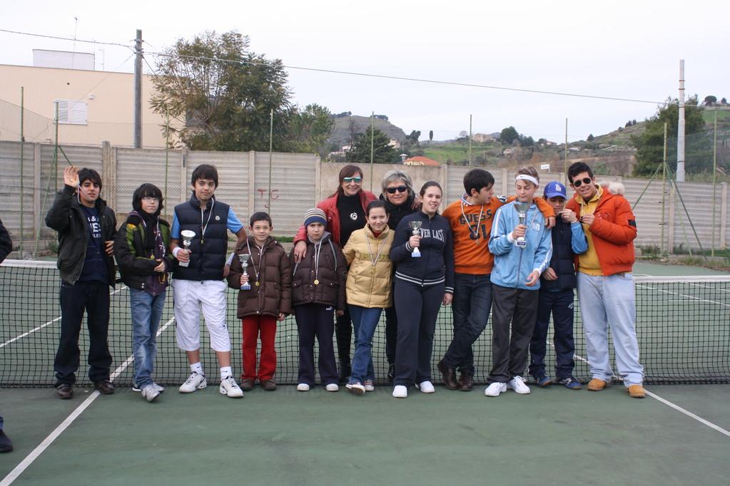dicembre 2008 TORNEO DI NATALE