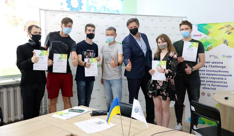 На Сході України відбулись локальні Конкурси стартапів. Підсумки