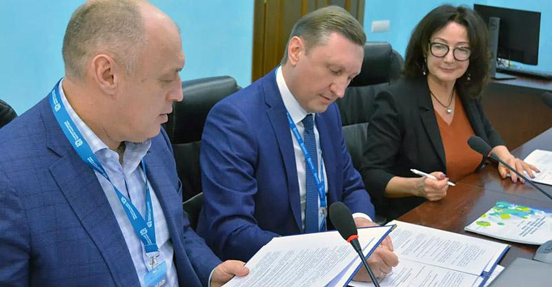 10 березня у Полтаві був підписаний Меморандум про створення Інноваційного кластера міста