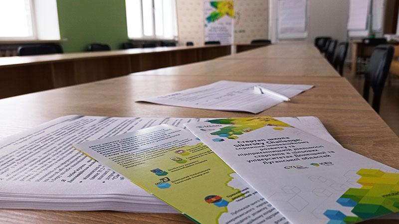 Березень 2021. Співпраця між Сікорські Челендж та Проєктом USAID «Економічна підтримка Східної України» триває