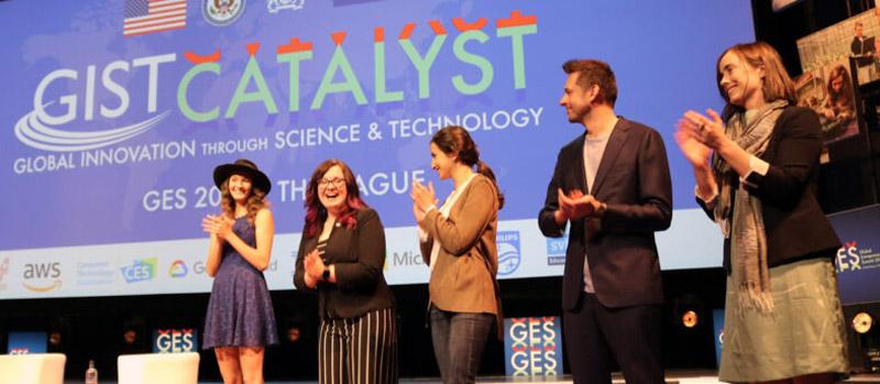Призи конкурсу GIST Catalyst Pitch Competition-2021.
