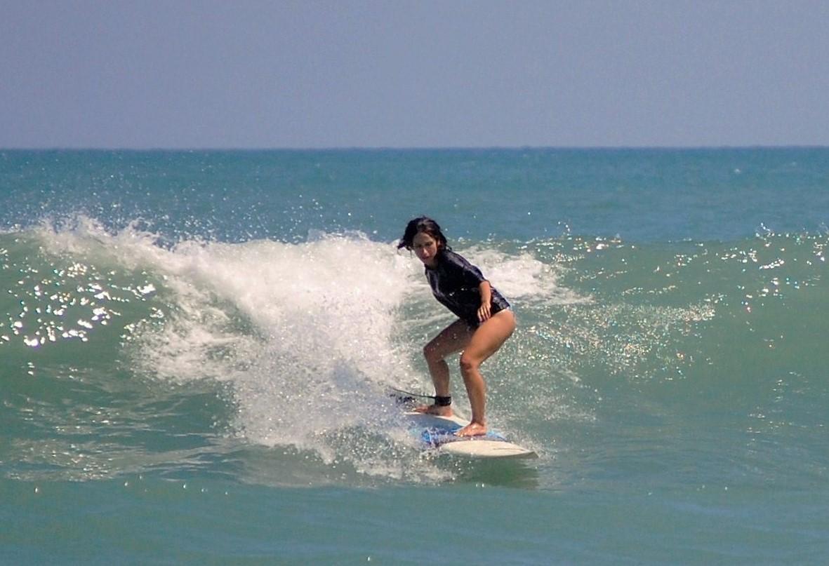Intermediate Surf Lesson Bali Seminyak