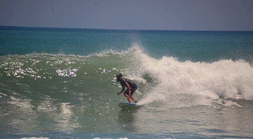 Surfstunde Fortgeschritten Bali