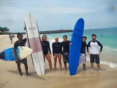 Surftrip Bali