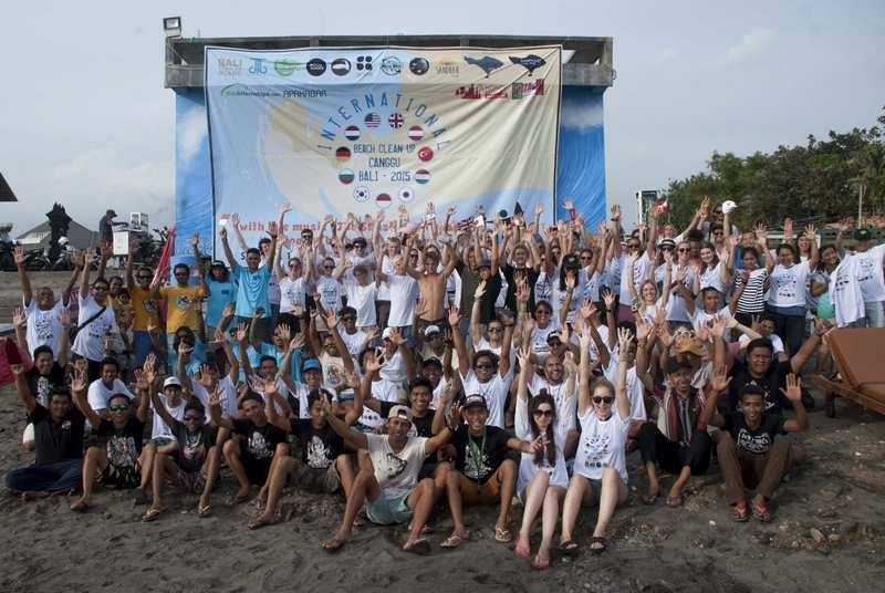Charity Bali Green Surf