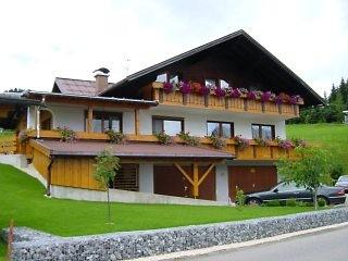 Haus Nocker in Hirschegg, Kleinwalsertal