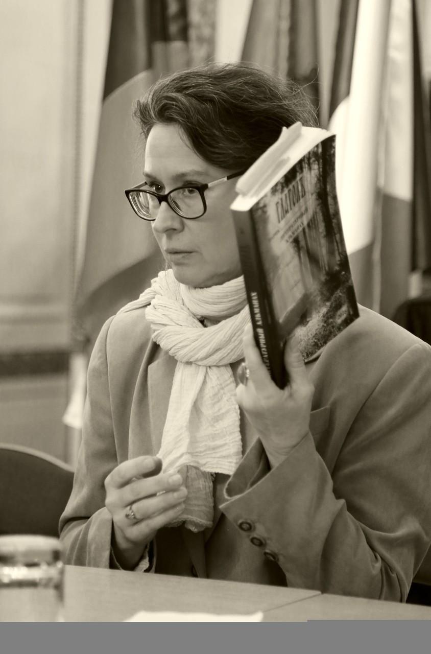 Елена Кондратьева-Сальгеро